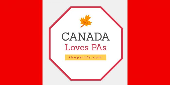 CANADA Loves PAs
