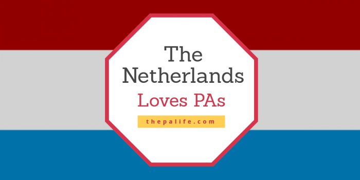 The Netherlands Loves PAs