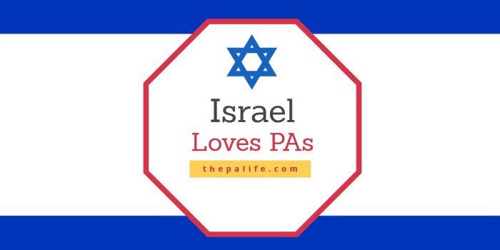 Israel Loves PAs