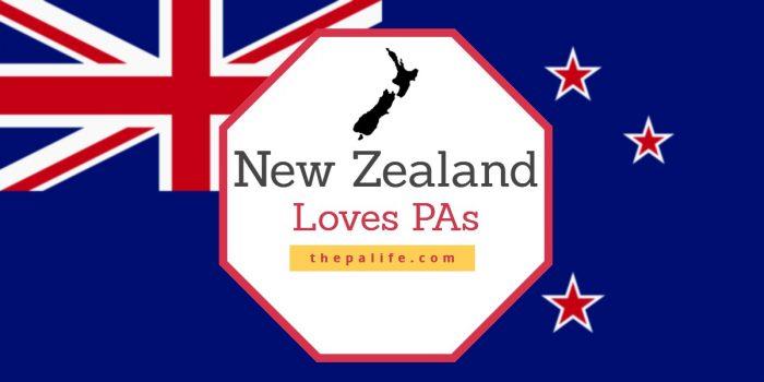 New Zealand Loves PAs