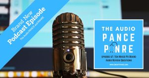 The Audio PANCE and PANRE Physician Assistant Board Review Podcast Episode 67