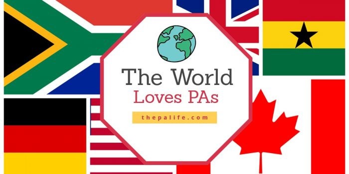 The World Loves Physician Assistants (PAs) Where PAs can Work Internationally