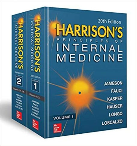 Harrison's Principles of Internal Medicine, Twentieth Edition