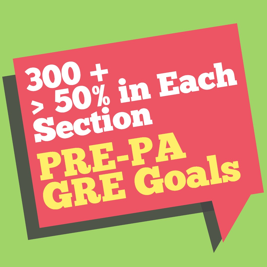 The GRE and PA School: The Pre-PA Advisor Series | The