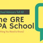 The GRE and PA School: The Pre-PA Advisor Series