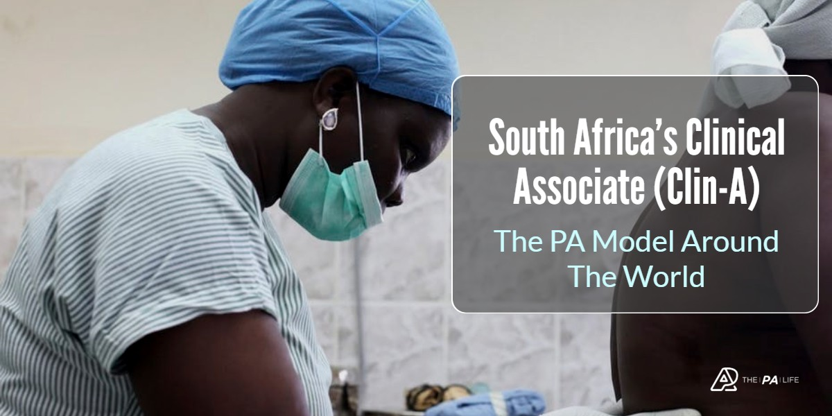 South Africa's Clinical Associate