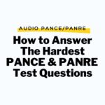 How to Answer the Hardest PANCE and PANRE Test Questions: Podcast Episode 82