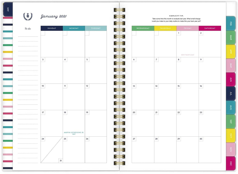 Monthly and Weekly Planner - Best Gifts for Physician Assistants