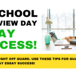 How to Prepare for the PA School Interview Day Essay